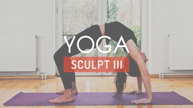 Yoga Sculpt III
