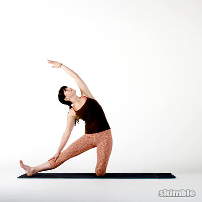 Right Gate Pose