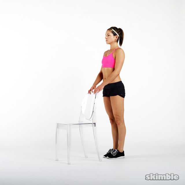How to do: Lateral Leg Lifts - Step 2