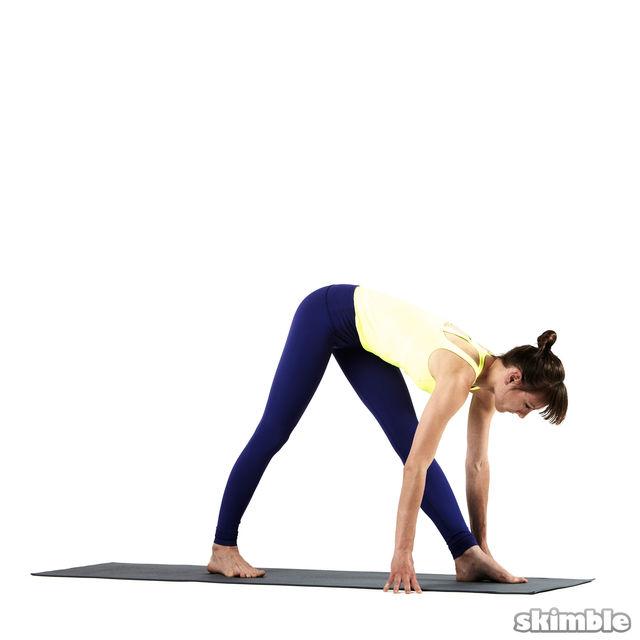 How to do: Left Pyramid - Step 4