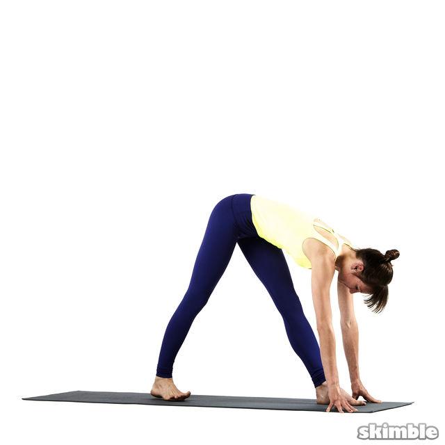 How to do: Left Pyramid - Step 6