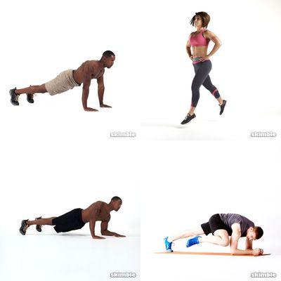hard workouts