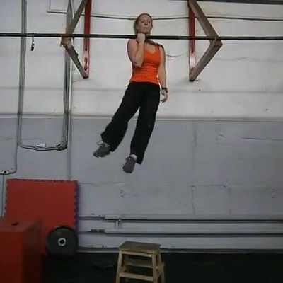 One Arm Chin-up