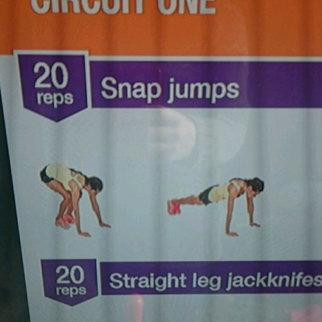 How to do: Snap Jump - Step 1