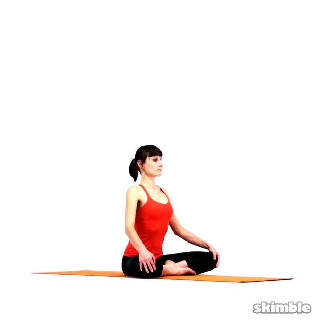 How to do: Spinal Flex - Step 3