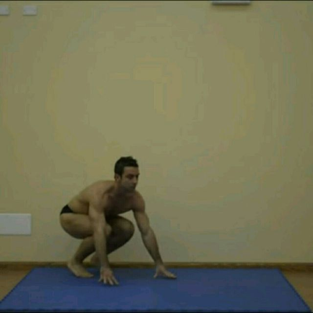 How to do: Body Push Up SS - Step 4