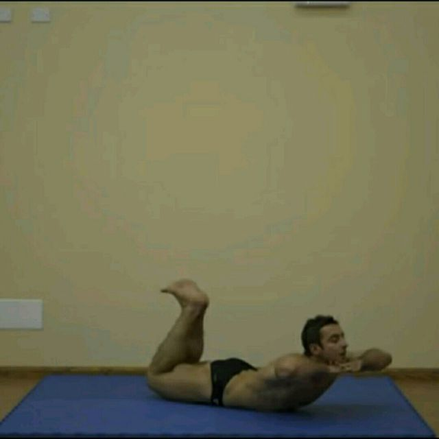 How to do: Basic Lower Back SS - Step 2