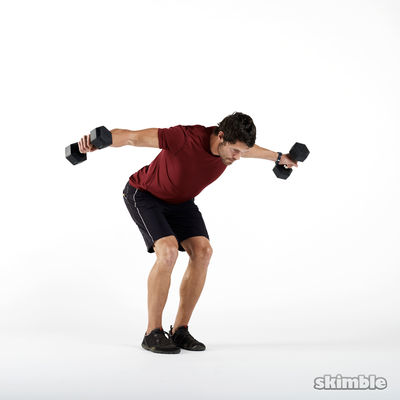 core shoulders and arms