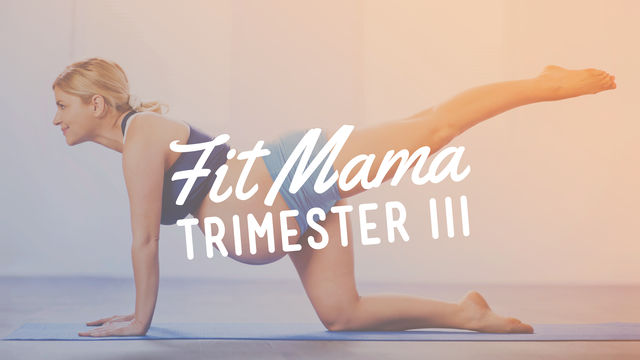 Fit Mama: Trimester III