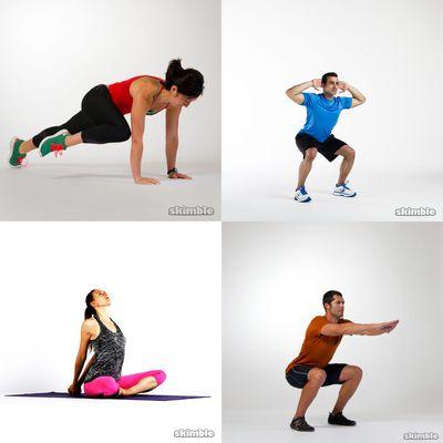 Workout #1