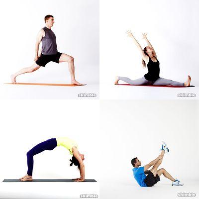 Yoga, Core, Flexibility