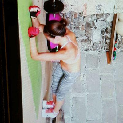 Plank + Krabbeln In Kl. Schritten