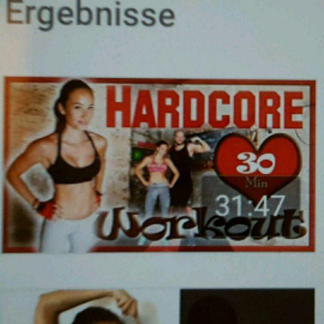 Ultra Hardcore Workout