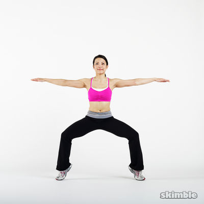 Plie Squats with Tip Toes (25)