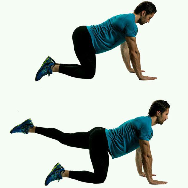How to do: Wyprosty nóg i rąk - Step 1