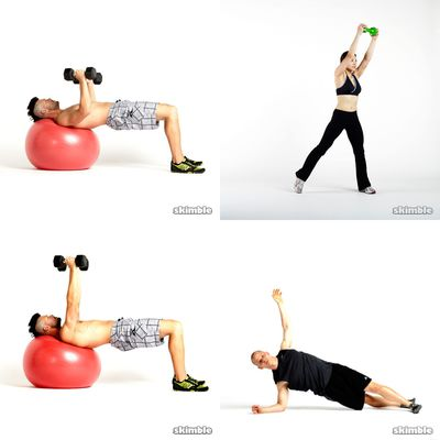 core and chest