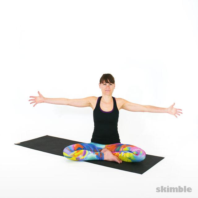 How to do: Wrist Stretches I - Step 2