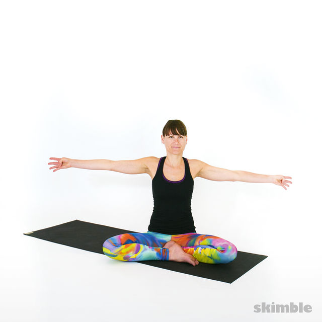 How to do: Wrist Stretches I - Step 3