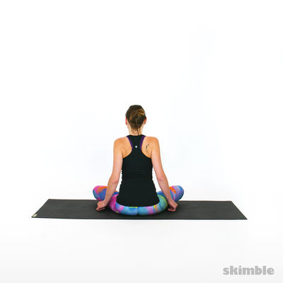 Yoga Shoulder Shrugs