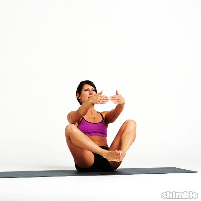 """How to do: """"O"""" Balance - Step 2"""