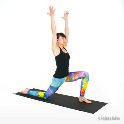Stretching Warm Up