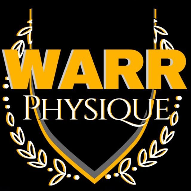 """WARR Physique - Week 1(Day 2)"