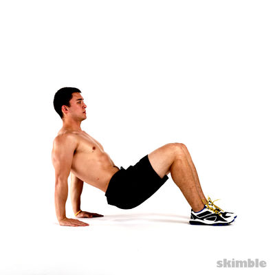 intense 20 minutes body weight