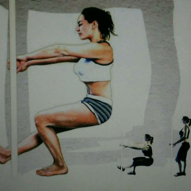 How to do: Single Leg Squat - Step 1