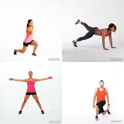 Roxie Workouts