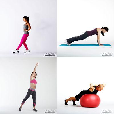 Body Weight Work