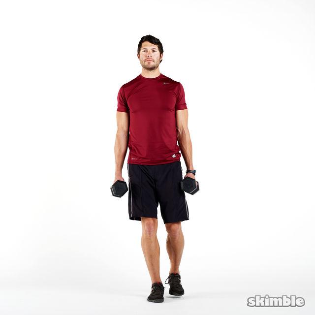 Lower Body A: Fitstar Day