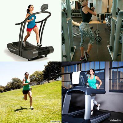 Treadmill variations