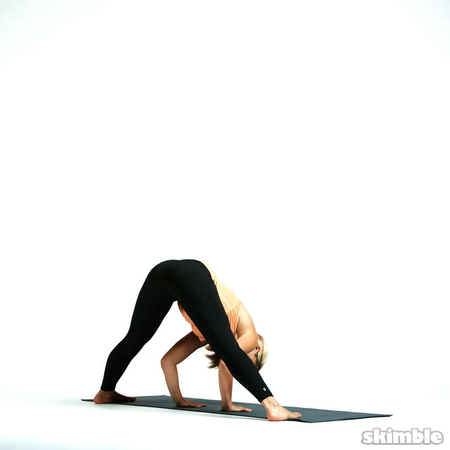 How to do: Tripod Headstand - Step 3