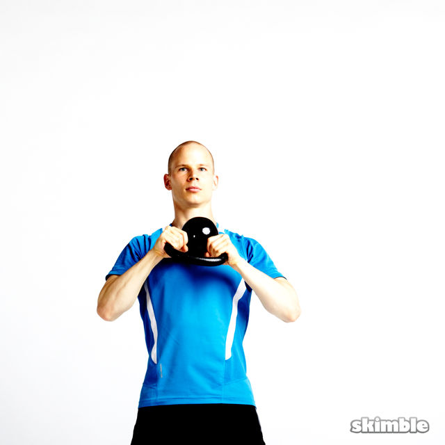 How to do: Kettlebell Halo - Step 5