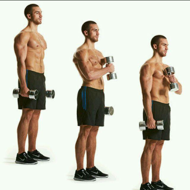 How to do: Single Arm Cross Body - Step 1