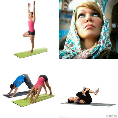 FitNinja Yoga Class