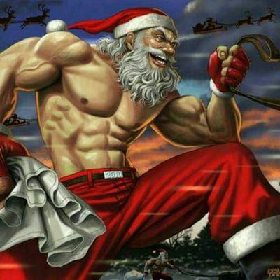 Ho-Ho-WHOA-cardio*Team Wolverine*CHRISTMAS CHALLENGE