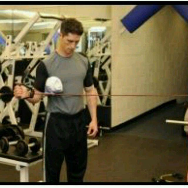 How to do: Rotator Cuff Tubing ER - Step 2