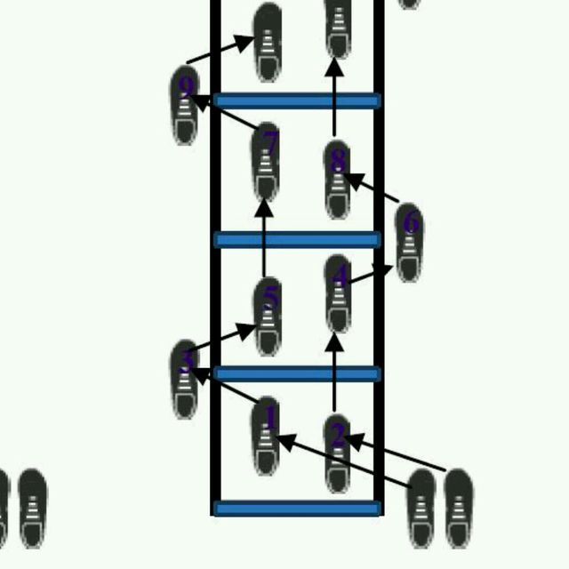 How to do: QFL Icky Shuffle - Step 1