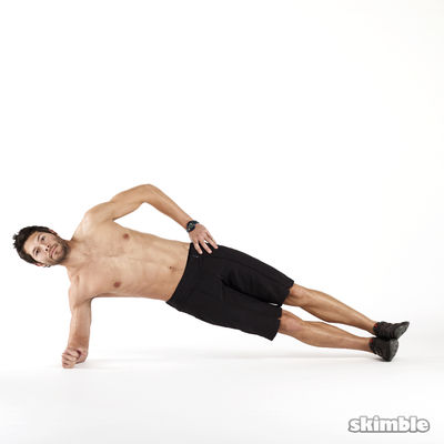 Rock Hard Abs 10 Min