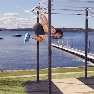 Back Lever Tuck Hold