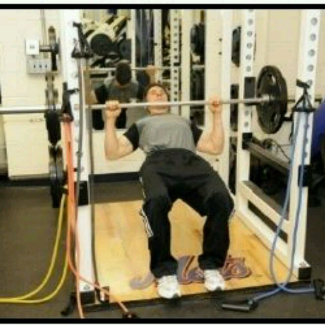 How to do: Inverted Row (Feet Flat) - Step 2
