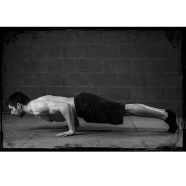 How to do: Planche Push-ups - Step 1