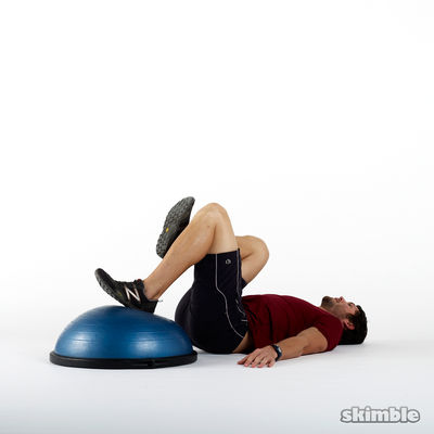 Bosu Strength & Stability☆AS