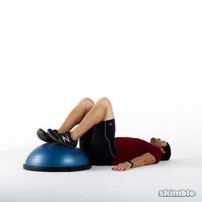 BOSU Insanity Updated