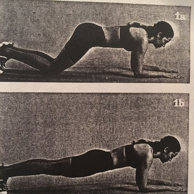 How to do: Ab Tightener - Step 1