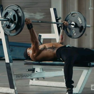 Reverse Triceps Bench Press