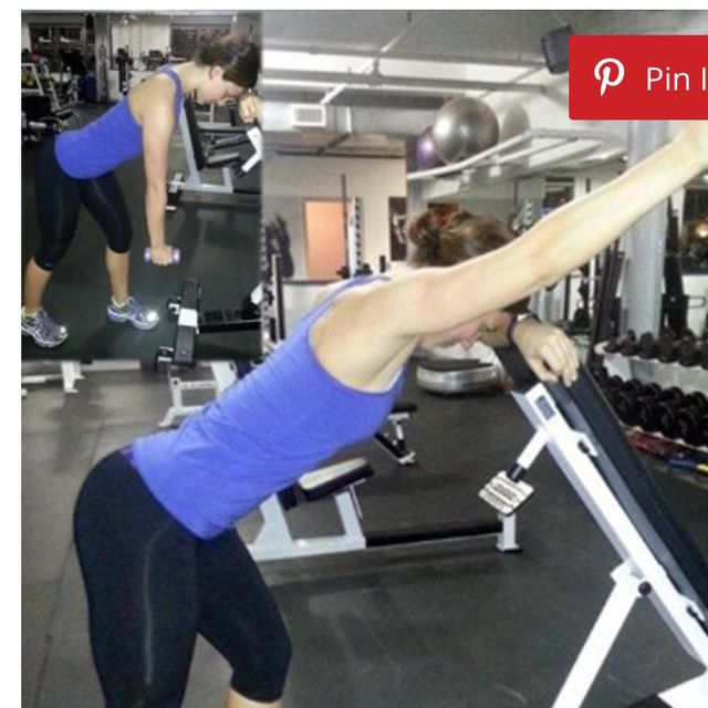 How to do: Dumbell Raises - Step 1