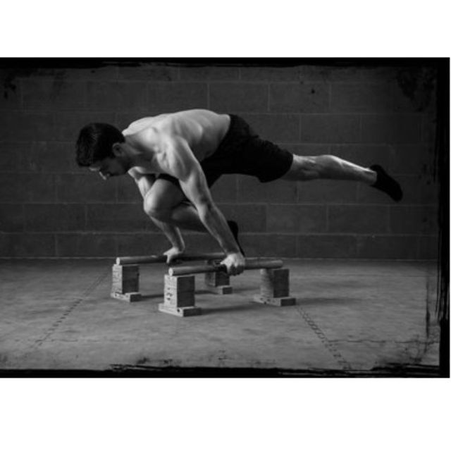 How to do: One Leg Planche Hold - Step 1