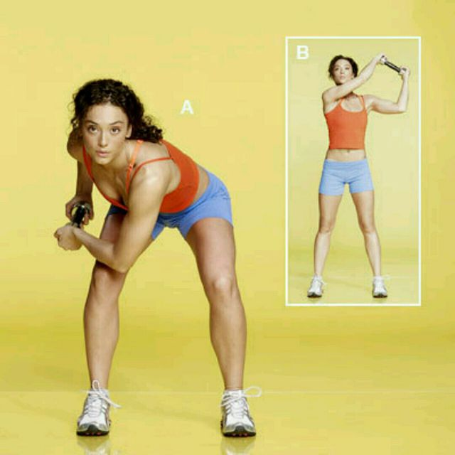 How to do: Squat Sweep - Step 1
